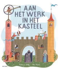 Uitgeverij Gottmer Aan het werk in het Kasteel + 3jr