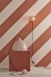 Kids Concept Tafel- en Wandlamp Metaal - Roze