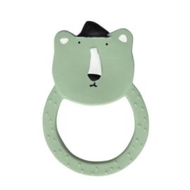 Trixie Bijtring Rond Rubber - Mr. Polar Bear