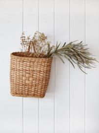 Olli Ella Hangmand Bowery Basket - Naturel