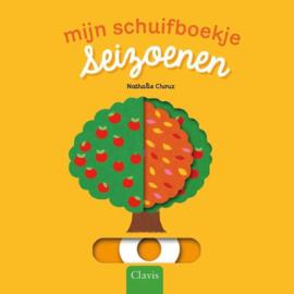 Uitgeverij Clavis Schuifboekje - Seizoenen +1jr