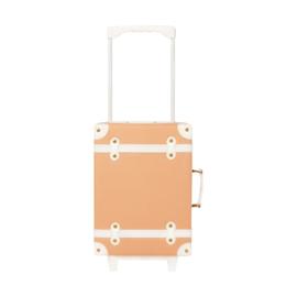 Olli Ella See-Ya Suitcase Reiskoffer - Blush