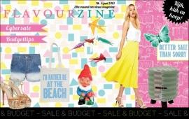 Publicatie - Flavorites Flavourzine nr. 6 - 01/06/2013