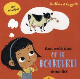 Uitgeverij Gottmer Aan welk dier op de Boerderij denk ik? + 1jr