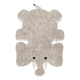 KidsDepot Vloerkleed Eric Elephant - Olifant (90x140cm)