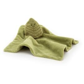 Jellycat Woodland Beech Leaf - Knuffeldoek