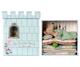 Maileg Mouse Princess on the Pea (12 cm)
