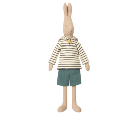 Maileg Rabbit Sailor Off White - Size 3 (49 cm)