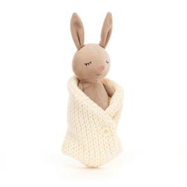 Jellycat Cosie Bunny - Knuffel Konijn in Dekentje (18 cm)