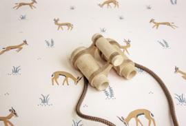 Lilipinso Tanzania Vloerkleed - Gazelle