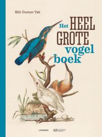 Uitgeverij Lannoo Het Grote Vogelboek - Bibi Dumon Tak