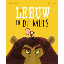Uitgeverij Gottmer Leeuw in de Muis - Rachel Bright