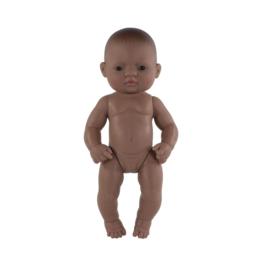 Miniland Babypop Latijns Amerikaans - Meisje (32cm)