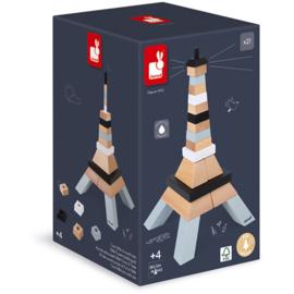 Janod Blokken - Eiffeltoren +4jr