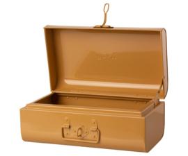 Maileg Metalen Kofferset Small 4 - Powder/Rose (set van 4)