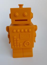 KG Design Spaarpot Robot - Oranje (op=op)