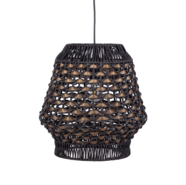 KidsDepot Hanglamp Zora - Zwart