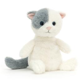 Jellycat Munchkin Cat - Knuffel Poes (19 cm)