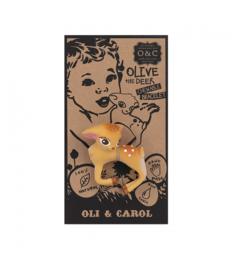 Oli and Carol Bad- en Bijtspeeltje Olive the Deer - Hert Armband