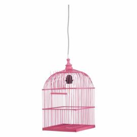 KidsDepot Hanglamp Birdy - Roze