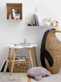 Bloomingville Opbergmand Pinguin  - Nature