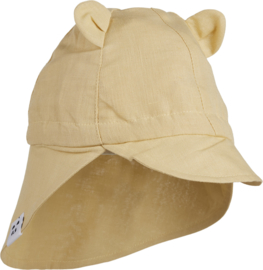 Liewood Eric Sun Hat Zonnehoed - Smoothie Yellow (0 - 6 m)