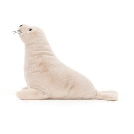 Jellycat Sea Life Selena Seal - Knuffel Zeehond (25 cm)