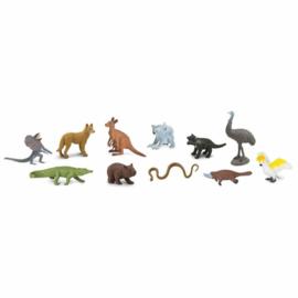 Safari Speelfiguren Toob Set - Dieren Australië