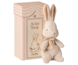 Maileg My First Bunny - Dusty Rose (2021)