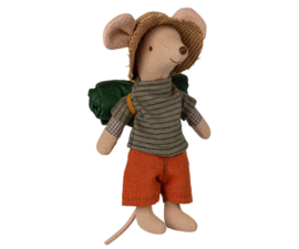 Maileg Hiker Mouse - Big Brother (12cm) (2021)