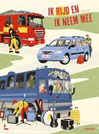 Uitgeverij Lannoo Ik rijd en ik neem mee - Mellon +3jr