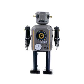 Mr & Mrs Tin Robot - Time Bot