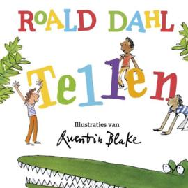 Uitgeverij Fontein Tellen - Roald Dahl +2jr