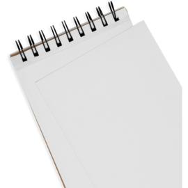 Ooly Schetsboek Wit Papier