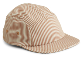 Liewood Pet Rory Cap - Stripe Tuscany Rose Sandy (5-8 jaar)