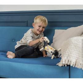 Janod Sweet Cocoon - Hond met Vormen en Kleuren + 2jr