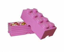 Lego opbergbox Brick 8 - Mint