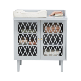 CamCam Harlequin Commode - Grijs