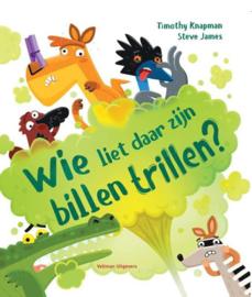 Uitgeverij Veltman Wie liet daar zijn Billen trillen ? +3j