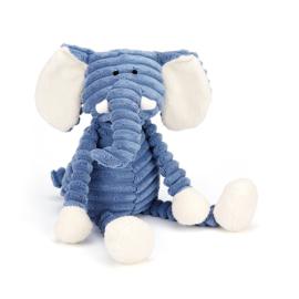 Jellycat Cordy Roy Baby Elephant - Knuffel Baby Olifant