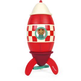 Janod Magneetset - Super Raket