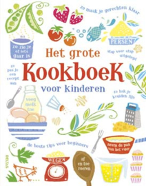Uitgeverij Deltas Het Grote Kookboek voor Kinderen (op=op)