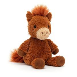Jellycat Flossie Knuffel Pony - Flossie Pony (28 cm)
