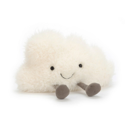 Jellycat Amuseable Cloud Large - Knuffel Wolk (29 cm)