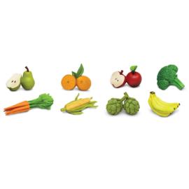 Safari Speelfiguren Toob Set - Groente en Fruit
