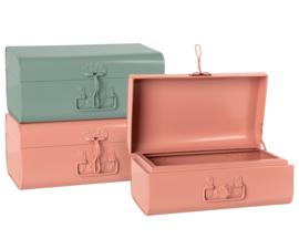 Maileg Metalen Kofferset Type 1 (set van 2)
