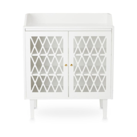 CamCam Harlequin Commode - Wit