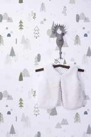 Lilipinso In the Woods - Behang (H0331)