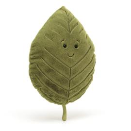 Jellycat Woodland Beech Leaf - Knuffel Beukenblad (41 cm)
