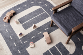 Kids Concept Car Sport Aiden - Naturel